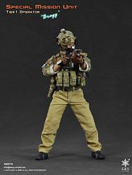 Special Mission Unit - Tier-1 Operator Bragg