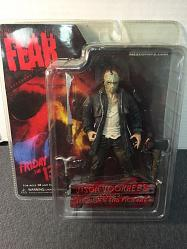 Jason Voorhees Masked 7in Figure Friday 13th Mezco Toys Cinema o