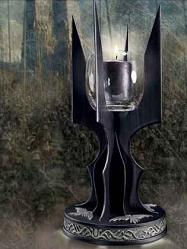 Noble Collection Saruman Candle Holder