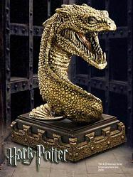 Noble Collection HP The Basilisk Bookend