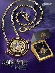 Harry Potter Time Turner Sterling Silver GP