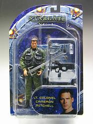 Stargate Series 3 Mitchell
