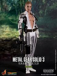 Metal Gear Solid 3 Videogame Masterpiece Actionfigur 1/6 The Bos