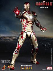Iron Man 3 MMS Diecast Actionfigur 1/6 Iron Man Mark XLII 30 cm
