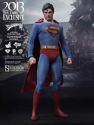 Superman III Movie Masterpiece Actionfigur 1/6 Evil Superman 201