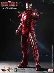 Iron Man 3 Movie Masterpiece Actionfigur 1/6 Iron Man Mark XXXII