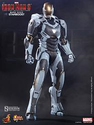 Iron Man 3 Movie Masterpiece Actionfigur 1/6 Iron Man Mark XXXIX