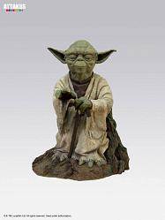 Star Wars: The Empire Strikes Back - Yoda on Dagobah 1:5 Scale S