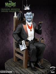 The Munsters Maquette Grandpa Munster Deluxe 28 cm