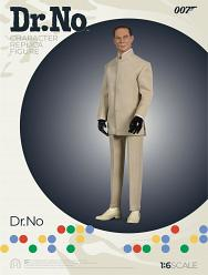 James Bond: Dr. No - Dr. No 1:6 Scale Figure