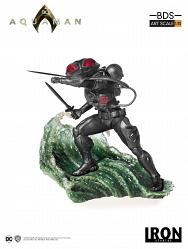 DC Comics: Aquaman Movie - Black Manta 1:10 Scale Statue