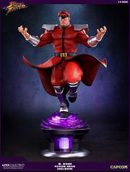 Street Fighter V: Psycho Dive M. Bison Exclusive 1:4 Scale Statu