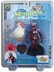 Muppets The Great Gonzo series 5