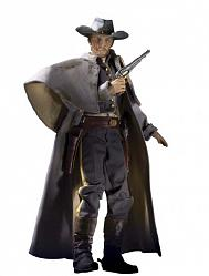 Jonah Hex Movie Jonah Hex 1:6 Figure