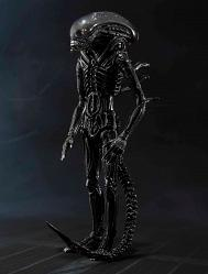 Alien S.H. MonsterArts Actionfigur Big Chap Alien 18 cm