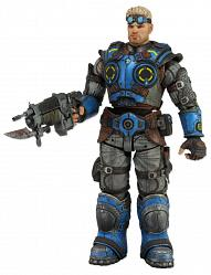 Gears of War Judgment Actionfigur Baird 18 cm