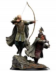 Lord of the Rings: Legolas and Gimli at Amon Hen 1:6 Scale Statu