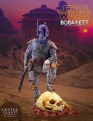 Star Wars: Collectors Gallery - Boba Fett 1:8 scale Statue