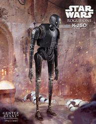 Star Wars: Rogue One - K-2SO 1:6th Scale Statue