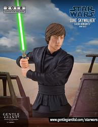 Star Wars: RotJ - Luke Skywalker Mini Bust - 2018 SDCC Exclusive