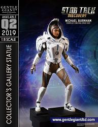 Star Trek Discovery: Michael Burnham 1:8 Scale Statue