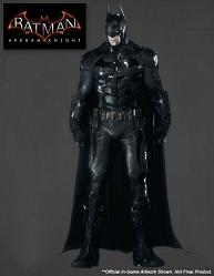 Batman Arkham Knight Actionfigur 1/4 Batman 46 cm
