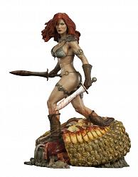 Red Sonja Premium Format Figur Red Sonja She-Devil with a Sword