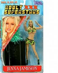 Adult Superstars Series 1  Jenna Jameson Camoflage Cheerleader O