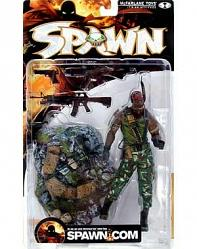 Spawn Series 17 Classic Al Simmons Action Figure