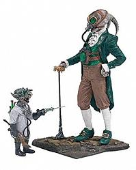 Twisted Land of Oz The Wizard Action Figure
