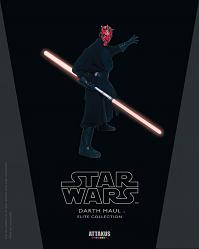Darth Maul Star Wars Statue