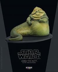 Jabba The Hutt Star Wars Statue