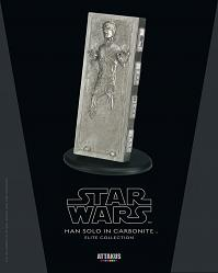 Han Solo Carbonite Star Wars Statue