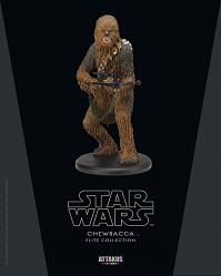Chewbacca Star Wars Statue