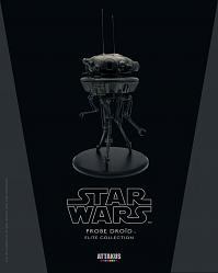 Probe Droid Star Wars Statue
