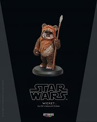 Wicket Star Wars Statue