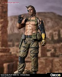 Metal Gear Solid V: TPP - Venom Snake Play Demo Ver. 1:6 PVC Sta