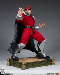 Streetfighter V: M. Bison Alpha 1:3 Scale Statue