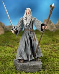 Balrog Battle Gandalf