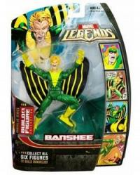 Marvel Legends 2007 Annihilus - Banshee 17cm Actionfigur