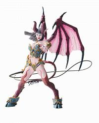 World of Warcraft S4 Succubus Demon: Amberlash AF