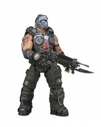"Gears of War 3: Series 1 - Carmine 7"" AF"
