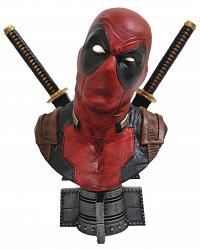 Legendary Comics Marvel Büste 1/2 Deadpool 25 cm