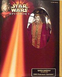 Queen Amidala Red Travel