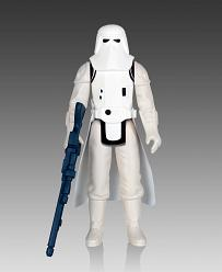 Star Wars: Imperial Snowtrooper Kenner Jumbo Figure