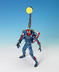 Spiderman Classic Serie 13: SOAK 'N TOSS SPIDER-MAN