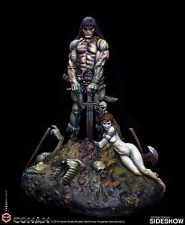 Conan the Barbarian 1:4 Scale Statue