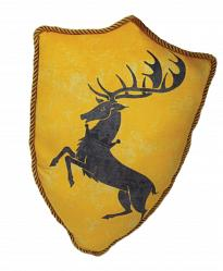 Game of Thrones Plüschkissen Wappen Haus Baratheon 56 cm