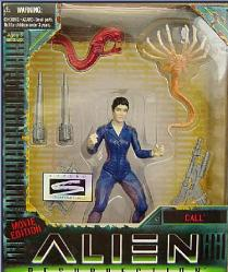 Alien Resurrection Call Actionfigur