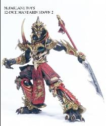 Spawn - Mandarin Spawn 2 30cm Actionfigur
